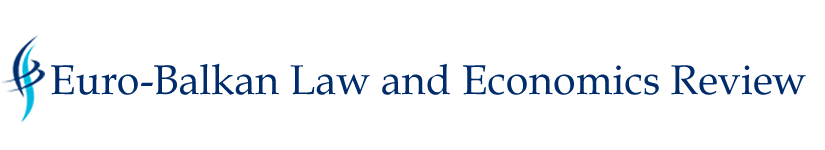 Euro-Balkan Law and Economics Review